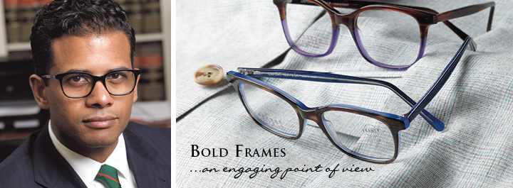 Bold Frames...an engaging point of view