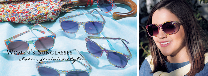 Women's Sunglasses...classic feminine styles