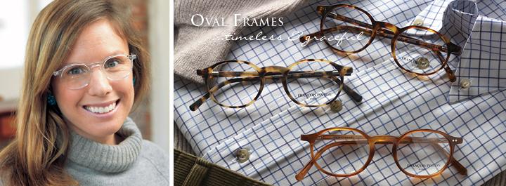 Oval Frames...classic choices.