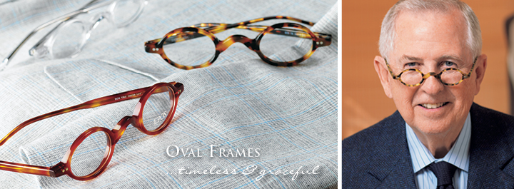 Oval Frames...classic choices.