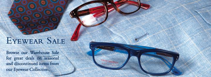Eyewear Sale