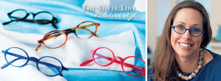 The Silver Line...timeless style.